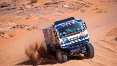 Anton Shibalov a câștigat o nouă etapă a Dakar Rally 2020
