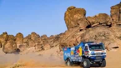 Rusul Dmitry Sotnikov se impune în etapa a cincea a Dakar Rally 2020