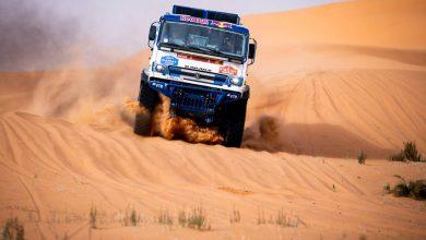 Karginov își trece în cont o nouă victorie de etapă în Dakar Rally 2020