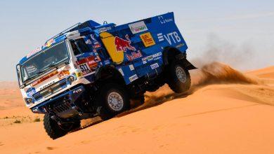 A treia victorie de etapă pentru Kamaz-Master în Dakar Rally 2020