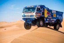 A patra victorie de etapă în Dakar Rally 2020 pentru rusul Karginov