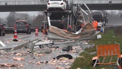 Mai multe modele Mercedes-Benz AMG distruse într-un accident în Germania