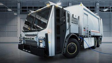 Mack a prezentat un camion electric pentru colectarea deșeurilor