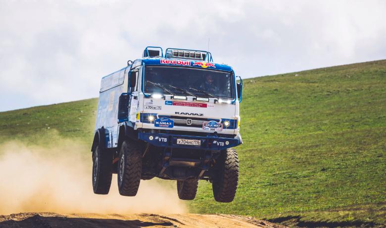 Detalii despre camionul Kamaz folosit în Dakar Rally 2020