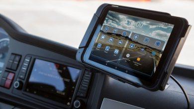 Continental introduce aplicația ContiConnect Driver pe tableta Trimble