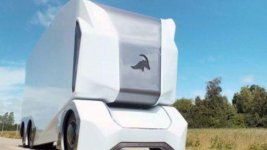 Camionul autonom T-Pod va transporta în Suedia sticlele Coca-Cola
