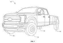 Ford a depus un patent pentru un sistem de direcție integrală dedicat viitoarelor pick-up-uri F-Series