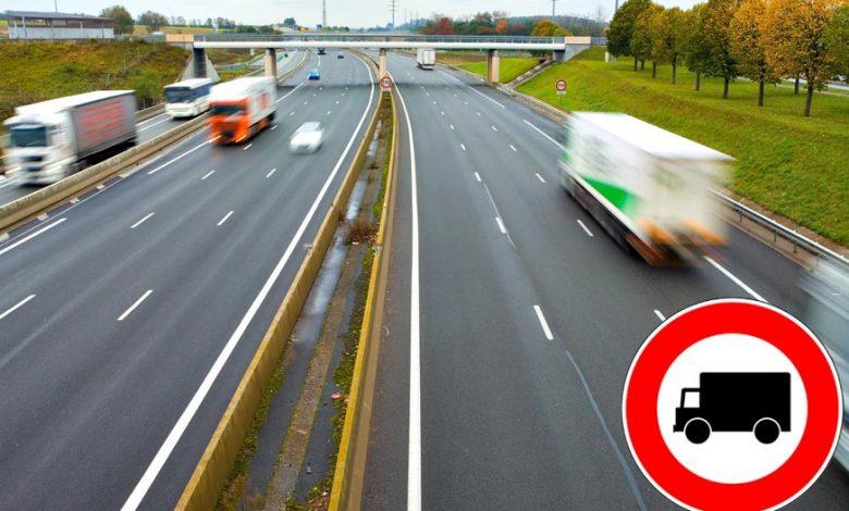S-a simplificat obținerea derogărilor pentru transportul de mărfuri în Franța