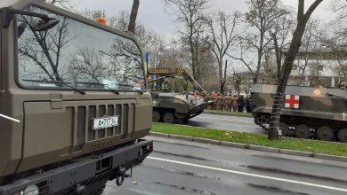 Armata Română se înzestrează cu 2.902 camioane militare IVECO Defence Vehicles