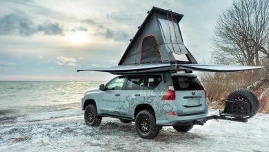Lexus a prezentat GX Overland, conceptul unei autorulote bazat pe SUV-ul GX