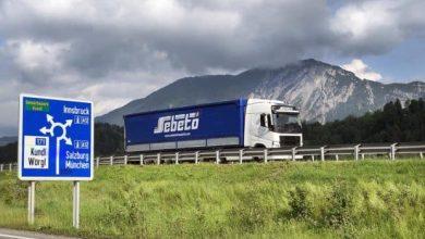 A fost extinsă lista mărfurilor ce nu mai pot fi transportate rutier prin Tirol