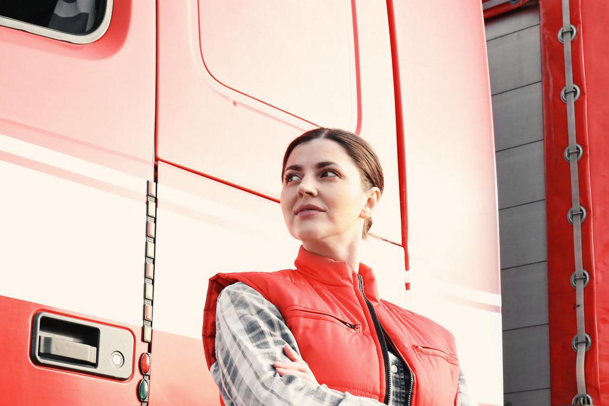 142.000 de femei lucrează în Franța în sectorul de transport