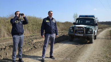 Mai mulți sirieni depistați că voiau să treacă ilegal frontiera pe la Moravița
