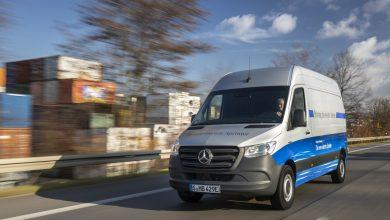 Detalii tehnice despre versiunea electrică Mercedes-Benz eSprinter