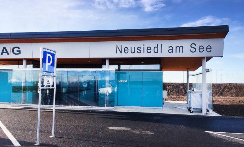 ASFINAG a extins parcările Parndorf și Neusiedl de pe autostrada A 4
