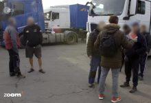 Situația șoferilor de camion din Europa de Est analizată de ZDF