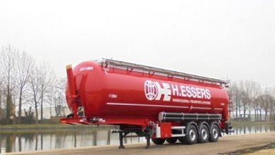 H.Essers își extinde flota cu semiremorci siloz basculabile LAG