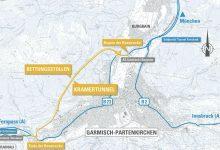 Au început lucrările la tunelul Kramer de lângă Garmisch-Partenkirchen