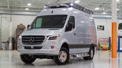 Advanced RV a dezvoltat o autorulotă bazată pe Mercedes-Benz Sprinter (Video)