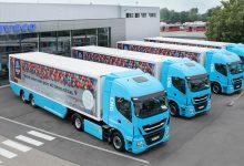 Aldi Süd va crește flota de camioane cu propulsii alternative