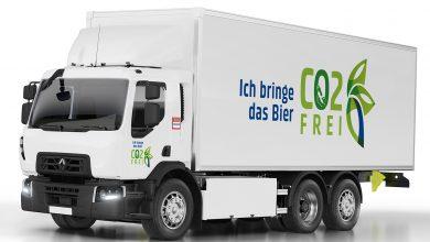 Berea Carlsberg va fi livrată clienților în camioane electrice Renault Trucks D Wide Z.E.