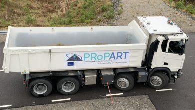 Proiectul PRoPART a reușit să ajungă la determinarea perfectă a poziției unui camion autonom
