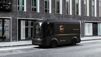 UPS a comandat 10.000 de vehicule electrice Arrival Generation 2