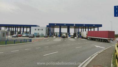 17 camioane din Iran blocate de 12 zile la punctul de trecere a frontierei Calafat-Vidin