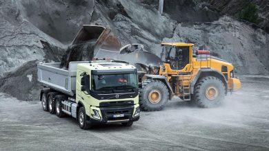 Noul Volvo FMX vine cu sarcini utile crescute și o nouă cabină
