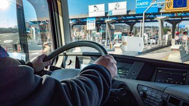 Aparatul de bord DKV Box acceptat pentru plata taxei de drum din Italia