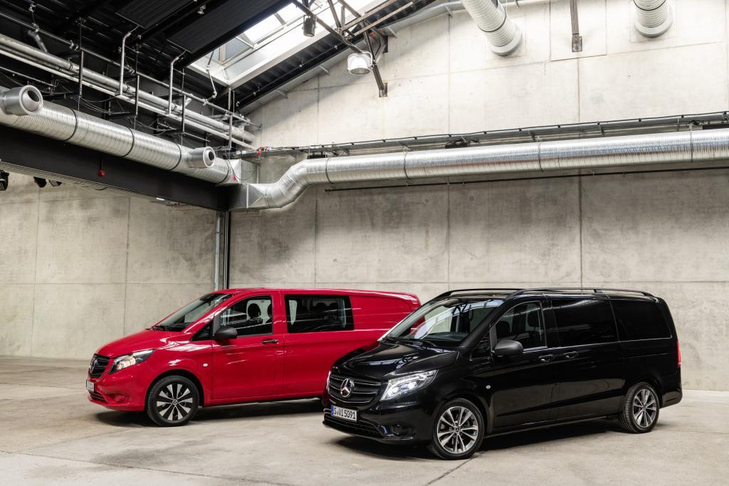 Un upgrade atractiv pentru noul Mercedes-Benz Vito