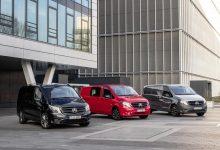 Un upgrade atractiv pentru noul Mercedes-Benz Vito și eVito