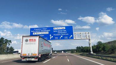 Germania va implementa măsuri de susținere a transportatorilor rutieri