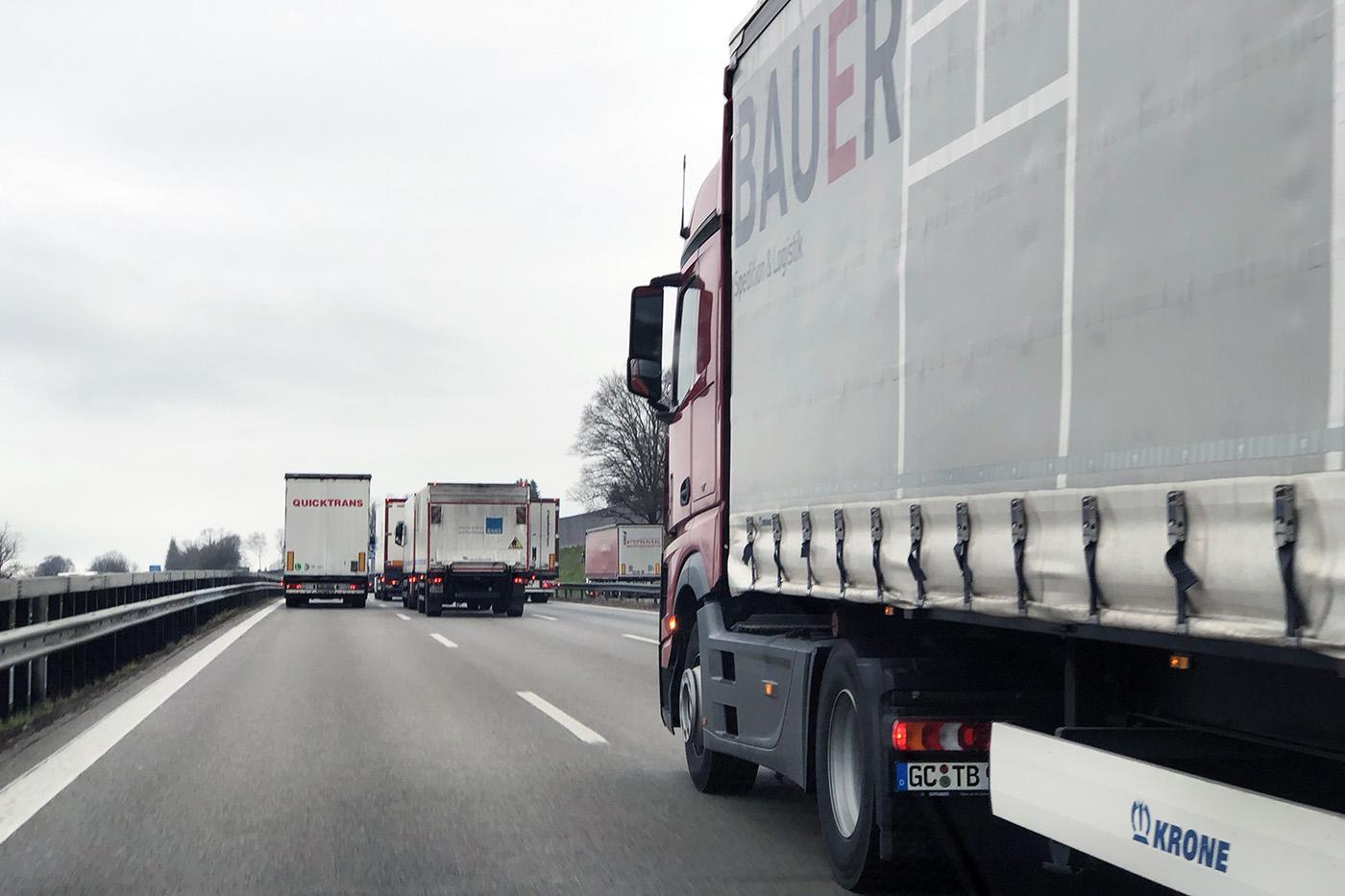 COVID-19: BGL propune 9 măsuri care pot schimba fața transportului de mărfuri