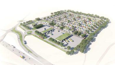 Danemarca va avea cea mai mare parcare securizată pentru camioane din Europa