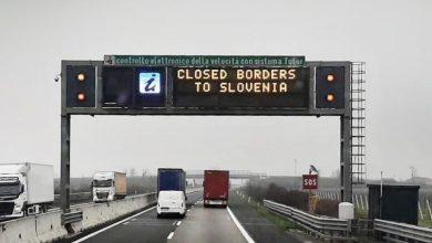 Slovenia a închis complet granițele cu Italia pentru vehiculele comerciale de peste 7.5 tone