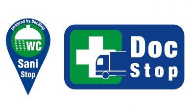 DocStop a lansat acțiunea SaniStop în beneficiul șoferilor de camioane