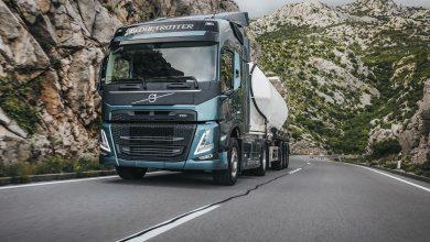 Noul Volvo FM vine cu o nouă cabină și un nivel mai ridicat de confort