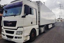 Șoferul unui camion înmatriculat în Cluj prins la furat de motorină în Franța