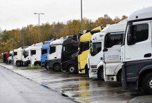 Șoferii de camion se plâng de lipsa condițiilor în parcările de pe autostrăzile din Germania