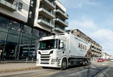 Scania a demarat teste-pilot cu camioane electrice în Norvegia