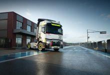 T 01 Racing a intrat în flota de camioane rulate Renault Trucks