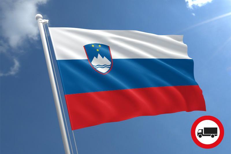 Slovenia a restricționat tranzitul camioanelor care provin din Italia și merg spre Est