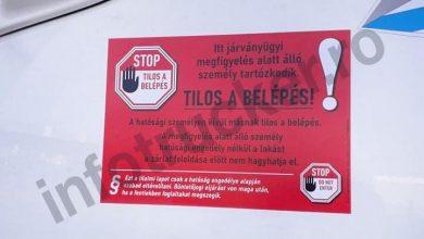 """Despre """"Stickerul Roșu"""" lipit la intrare în Ungaria pe camioanele cu marfă din Italia"""