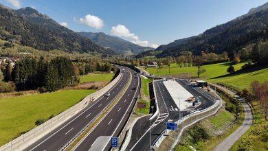 Parcările și zonele de servicii de pe autostrăzile din Austria sunt deschise