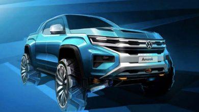 Volkswagen a publicat prima schiță a viitorului Amarok