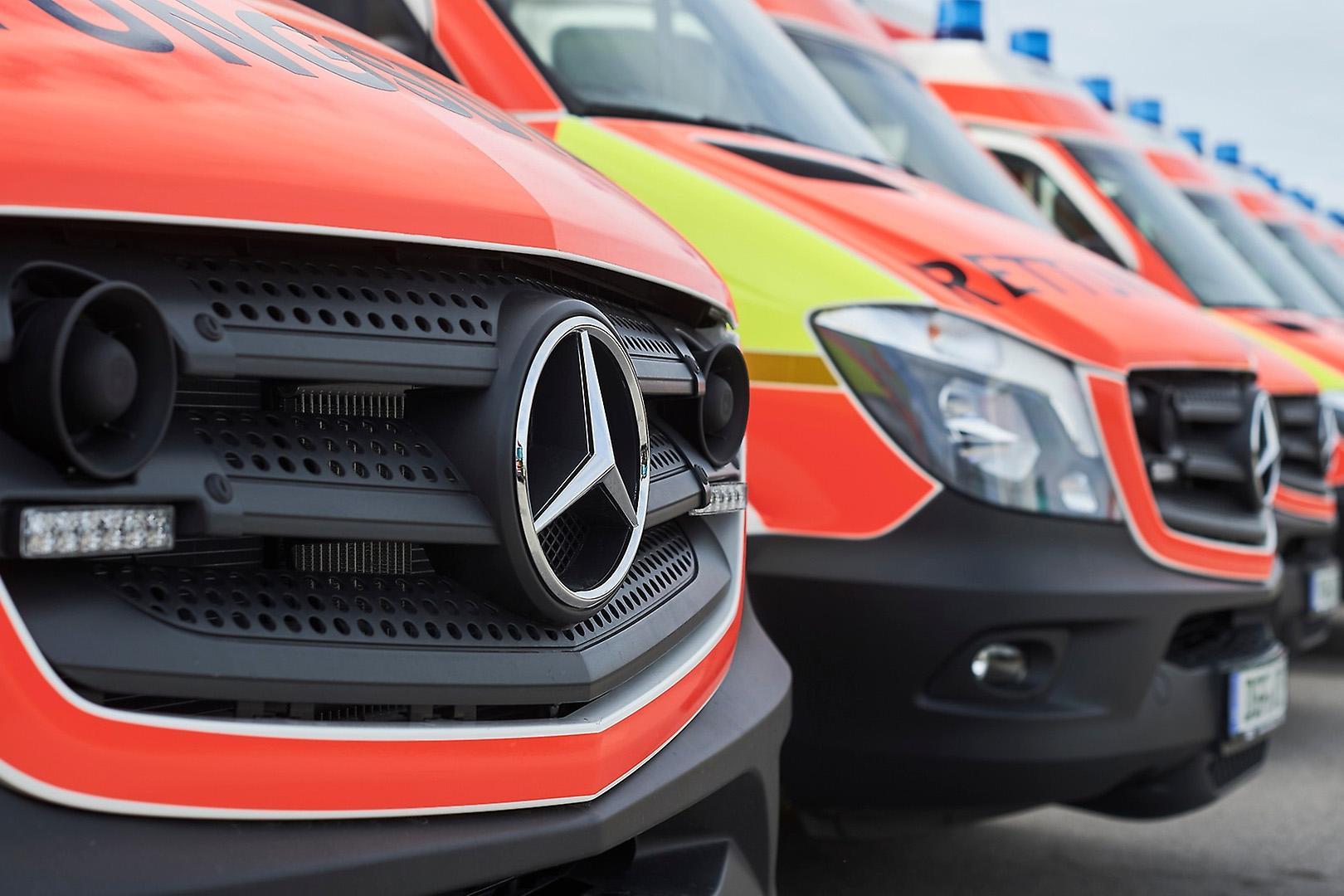 Daimler se implică în combaterea răspândirii COVID-19