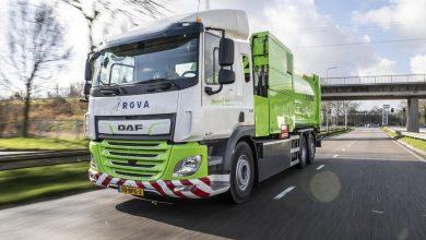 ROVA testează primul DAF CF Electric 6x2 pentru colectarea deșeurilor