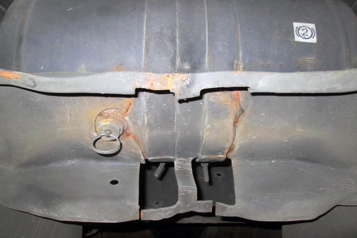 Camion polonez cu grave probleme tehnice, scos din circulație în Germania