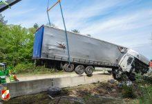 A scăpat cu viață dintr-un accident rutier pe care l-a provocat în Austria